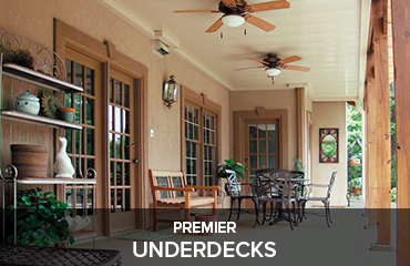 Undercover Systems Under Deck Ceiling Underdeck