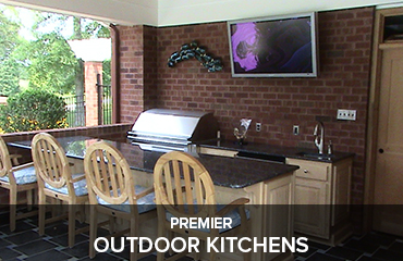 Undercover systems under deck ceiling underdeck Outdoor kitchen cost estimator